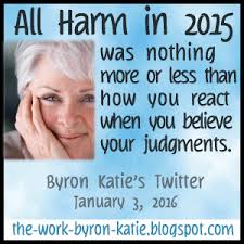 Byron Katie in action